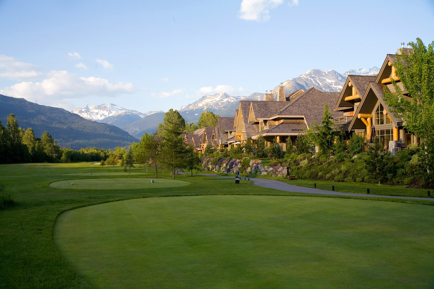 Nicklaus North Golf Course Photo Gallery Whistler Golf