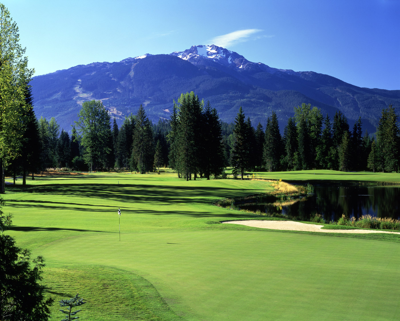 Nicklaus North Golf Course Photo Gallery Whistler Golf In British Columbia Canada Near Vancouver