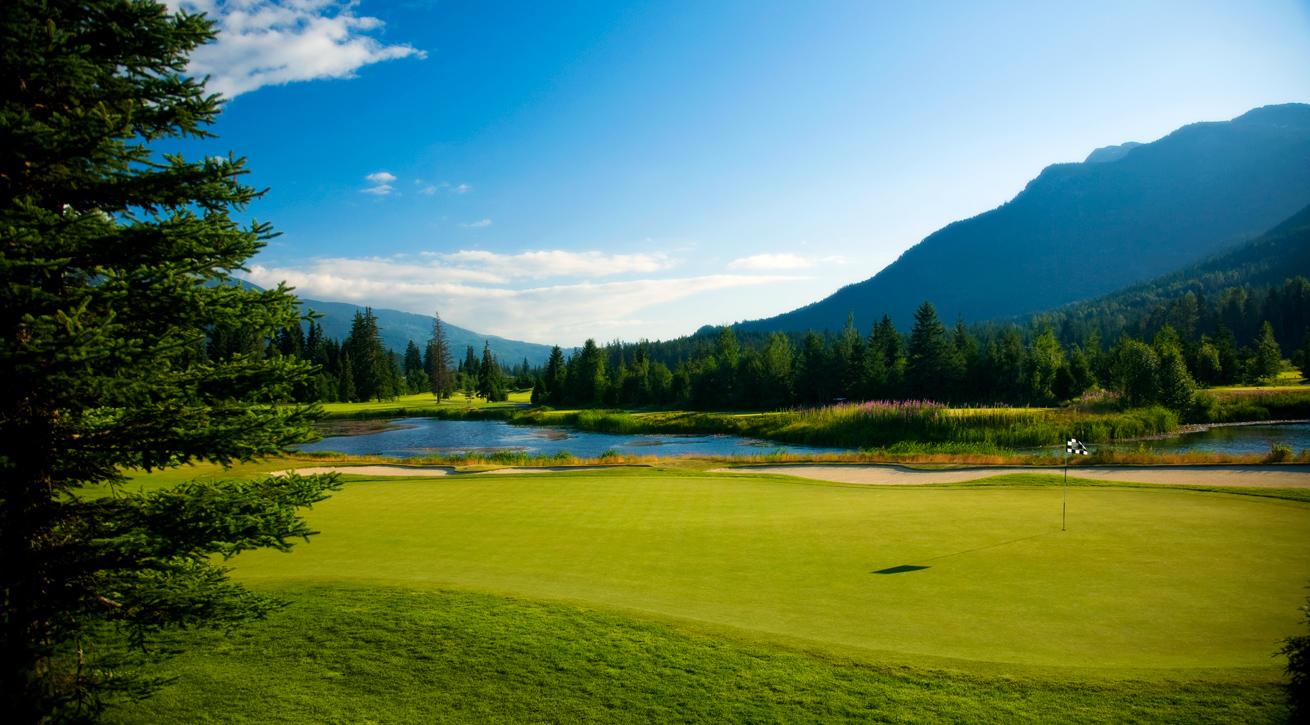 Loyalty Rewards Program >> Nicklaus North Golf Course - Photo Gallery - Whistler Golf ...