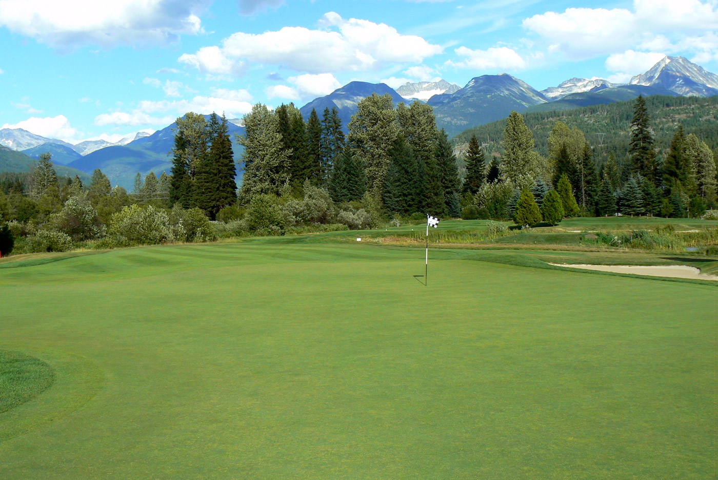 Loyalty Rewards Program >> Nicklaus North Golf Course - Photo Gallery - Whistler Golf in British Columbia Canada near Vancouver