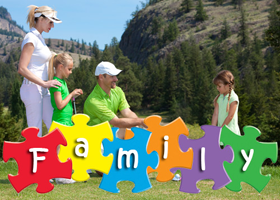 Family Night at Arbutus Ridge