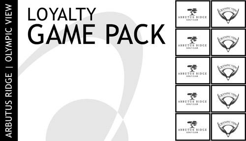 Winter Game Packs on Sale NOW!